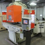 injection molder, plastic: Multiplas VC-SD-120T