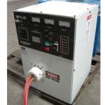RF (radio frequency) generator: Pillar MK-20 induction heater