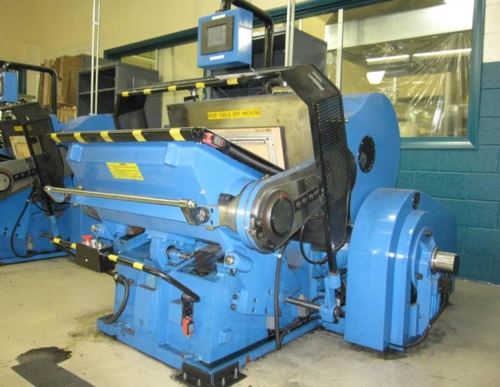 clamshell machine