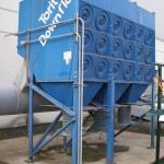 dust collector, cartridge type: Torit DFT3-36 Downflo-II